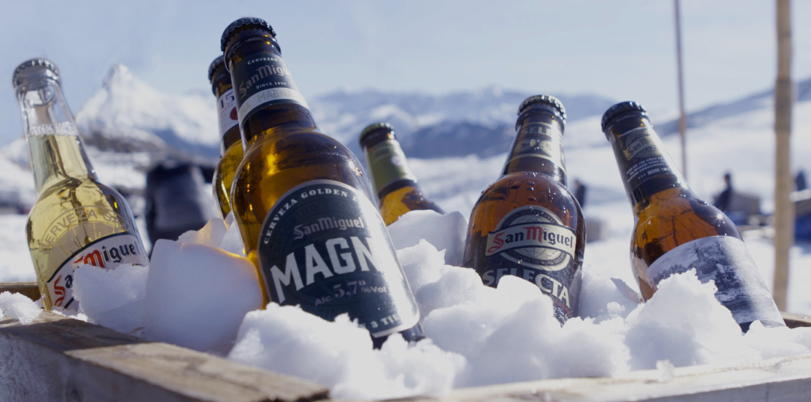 The Snow Beer