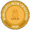 Oro en Barcelona Beer Challenge 2020