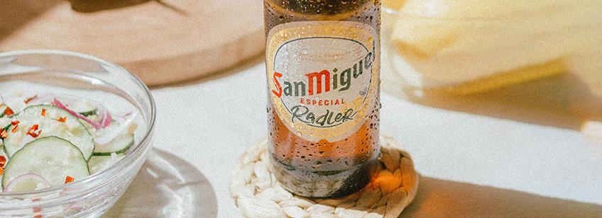 cerveza radler - MÍRALA