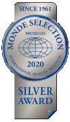 Plata en Monde Selection 2020