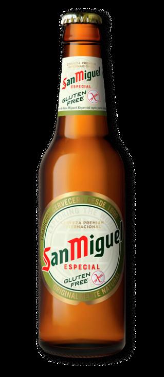 San Miguel Gluten Free