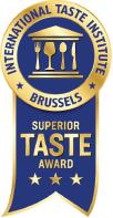 3 Estrellas en Superior Taste Awards 2020