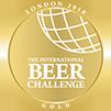 Oro en International Beer Challenge 2018