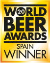Oro en World Beer Awards Spain 2020