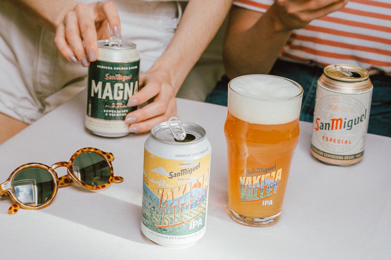Descubre nuestra gama de cervezas