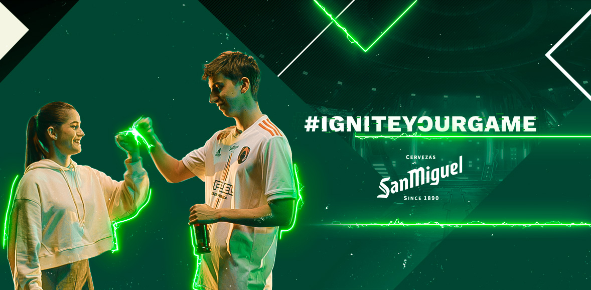 Ignite your game