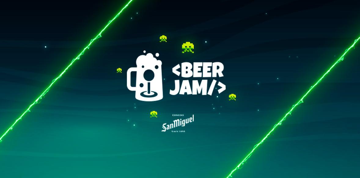 ¡Bienvenidos a la Beer Jam by San Miguel!